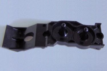 Сольвентный переходник пластиковый с фильтром к печатающей головке для Mimaki JV3/JV4/JV22