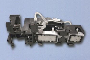 Узел парковки печатной головки для Mutoh RJ 800/4000/4100