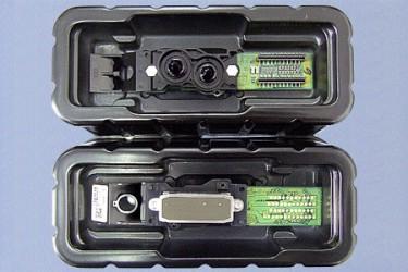 Печатающая головка Mutoh Falcon 8000/8100/9000/ RockhopperII/RockhopperIII с сольвентостойким переходником с фильтром